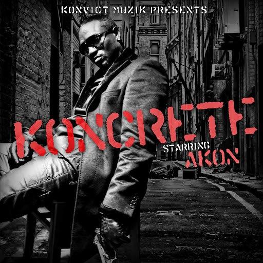 Akon альбом Koncrete Vol. 1