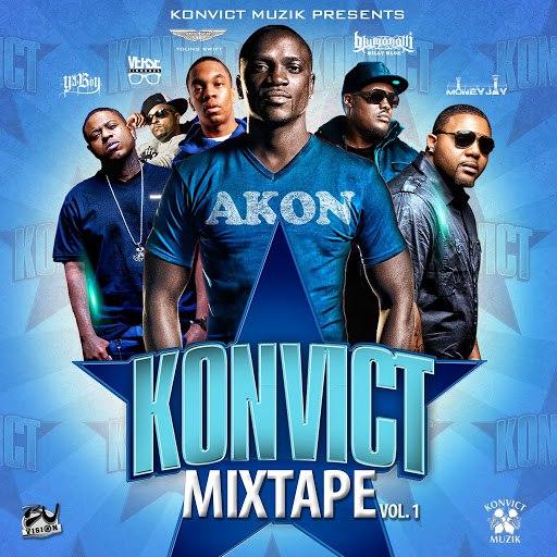 Akon альбом Konvict Allstars