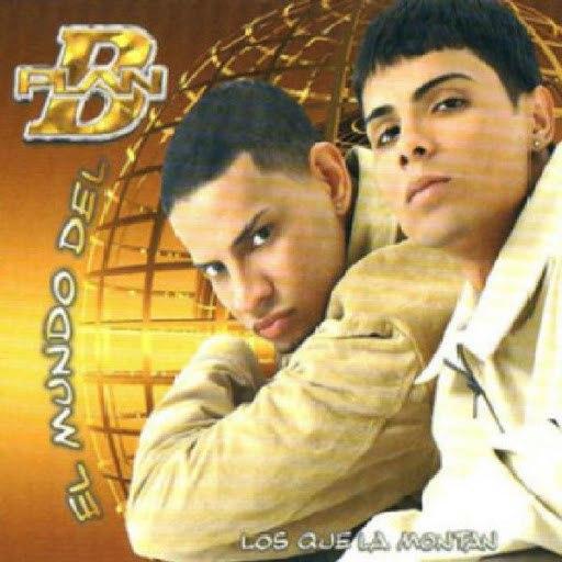 Plan B альбом El Mundo De Plan B