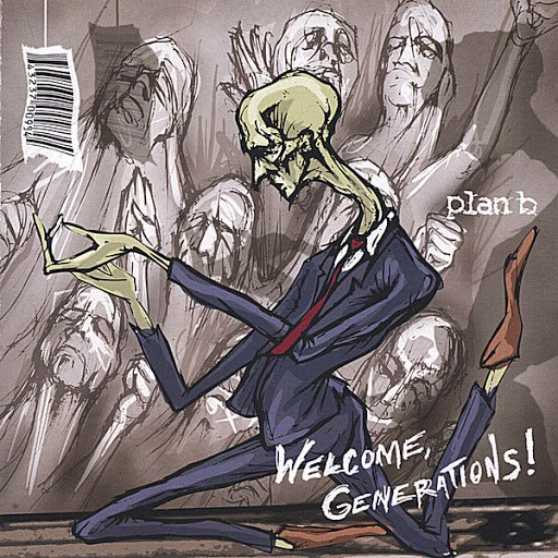 Plan B альбом Welcome, Generations!