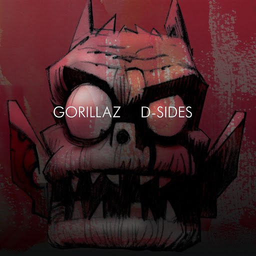 Gorillaz альбом D-Sides [Special Edition]