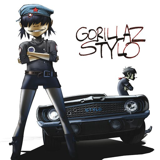 Gorillaz альбом Stylo (feat. Mos Def and Bobby Womack)