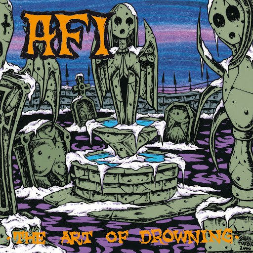 AFI альбом The Art Of Drowning