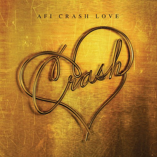 AFI альбом Crash Love (Deluxe)