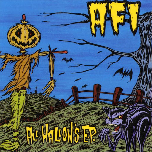 AFI альбом All Hallows EP