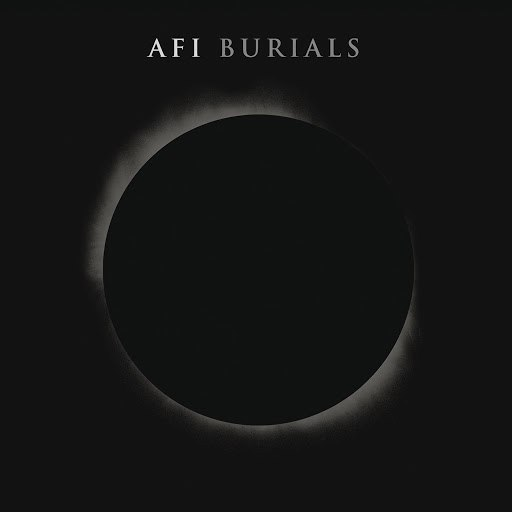 AFI альбом Burials (Digital Booklet Version)