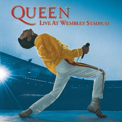 Queen альбом Live At Wembley Stadium