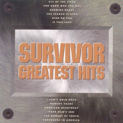 Survivor альбом Survivor Greatest Hits