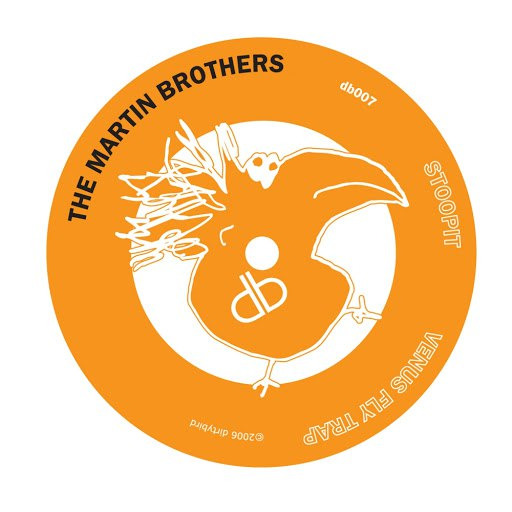 The Martin Brothers альбом The Martin Brothers EP