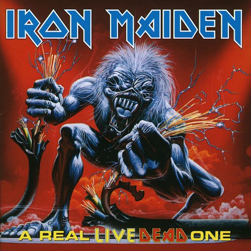 Iron Maiden альбом A Real Live Dead One (Live) [Remastered]