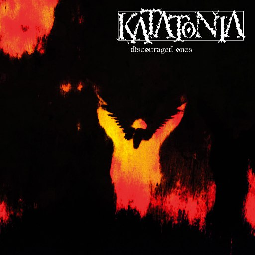 Katatonia альбом Discouraged Ones