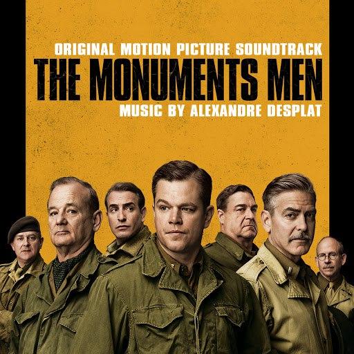 Alexandre Desplat альбом Monuments Men
