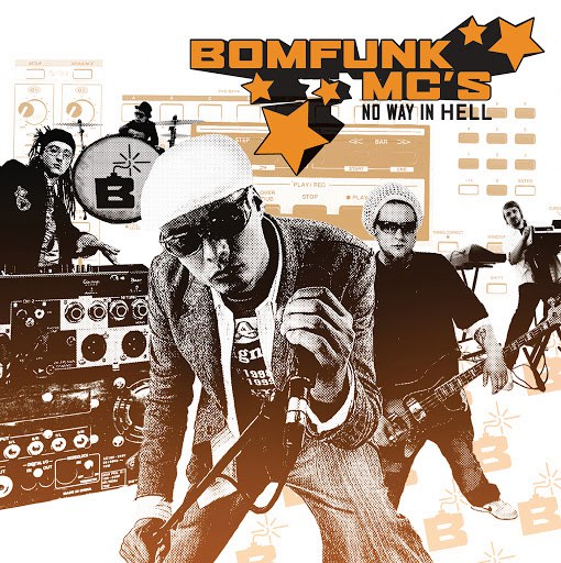 Bomfunk MC's альбом No Way In Hell (2 track)