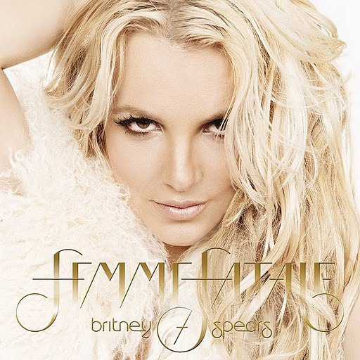Britney Spears альбом Femme Fatale (Deluxe Version)