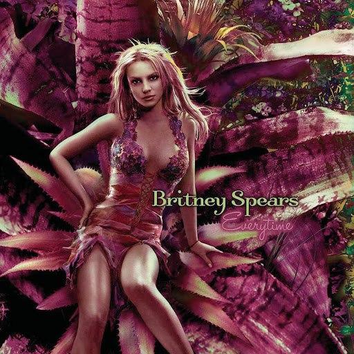 Britney Spears альбом Everytime