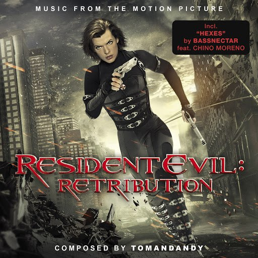 Tomandandy альбом Resident Evil: Retribution [Music from the Motion Picture]