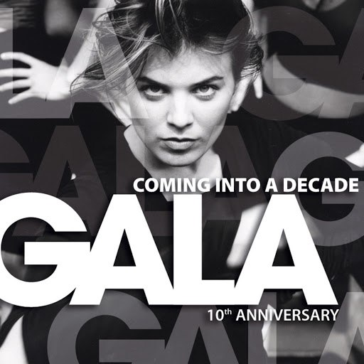 Gala альбом Coming into a Decade (10th Anniversary)
