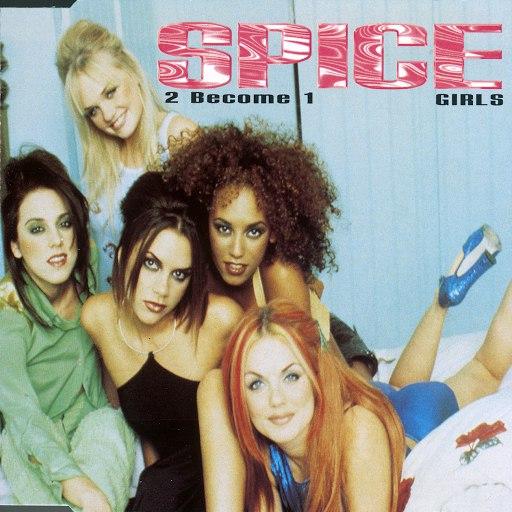 Spice Girls альбом 2 Become 1
