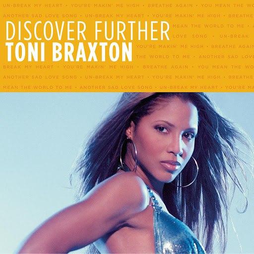 Toni Braxton альбом Discover Further