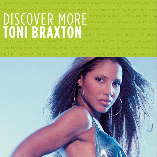 Toni Braxton альбом Discover More