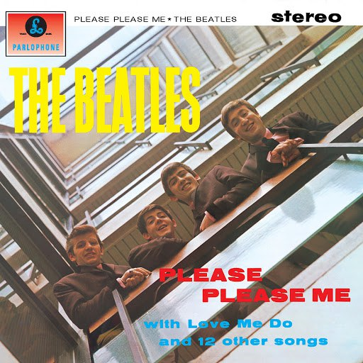 The Beatles альбом Please Please Me (Remastered)