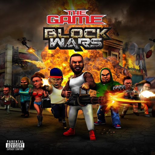 The Game альбом Block Wars