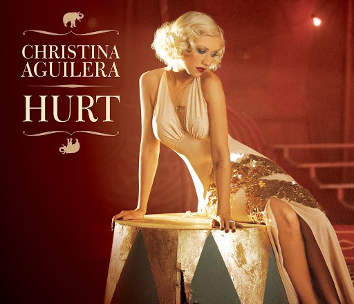 Christina Aguilera альбом Hurt