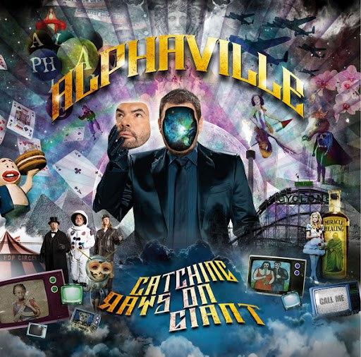 Alphaville альбом Catching Rays On Giant