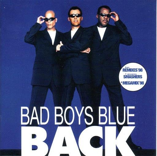 Bad boys blue альбом Back
