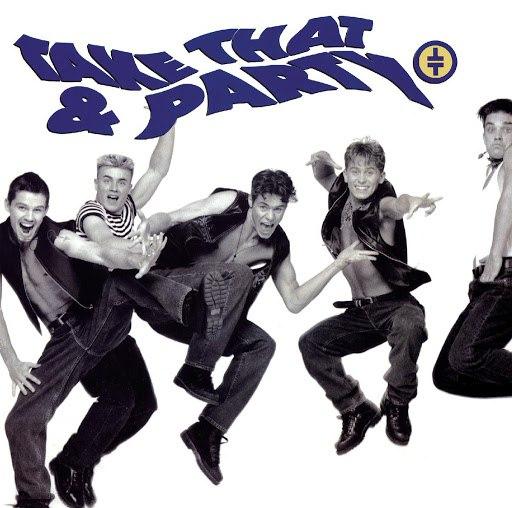 Take That альбом Take That & Party