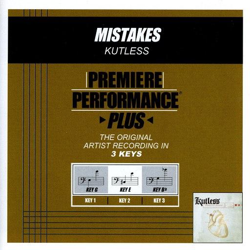 Kutless альбом Premiere Performance Plus: Mistakes