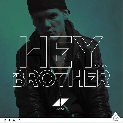 Avicii альбом Hey Brother (Remixes)