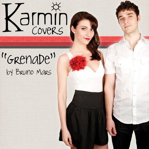 Karmin альбом Grenade [originally by Bruno Mars]