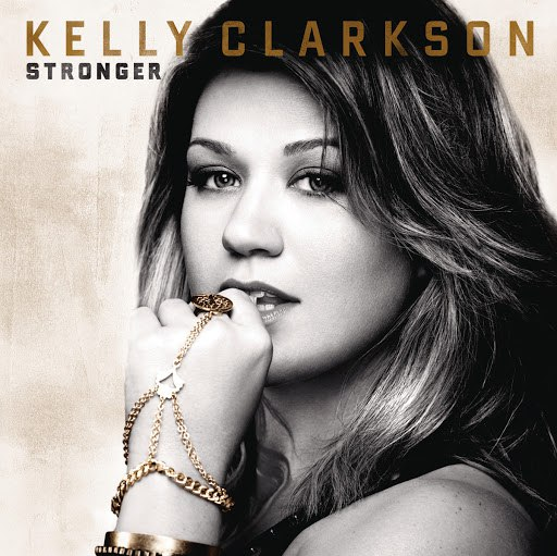 Kelly Clarkson альбом Stronger