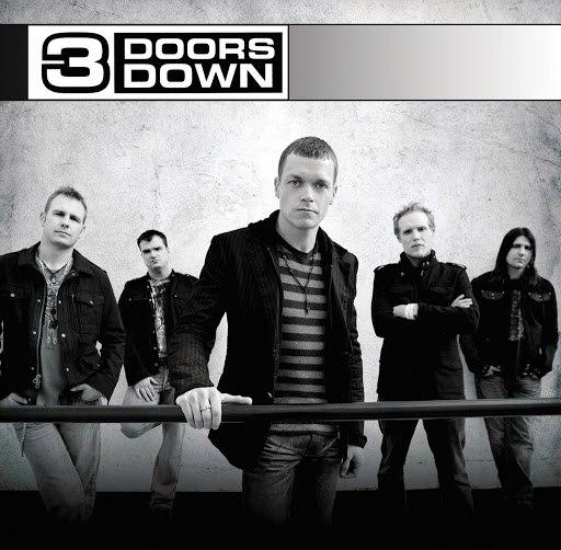3 Doors Down альбом 3 Doors Down