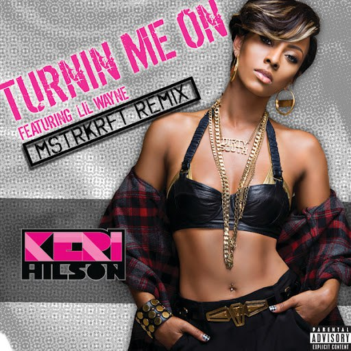 Keri Hilson альбом Turnin Me On (MSTRKRFT Remix)