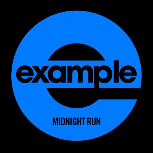 Example альбом Midnight Run (Remixes)