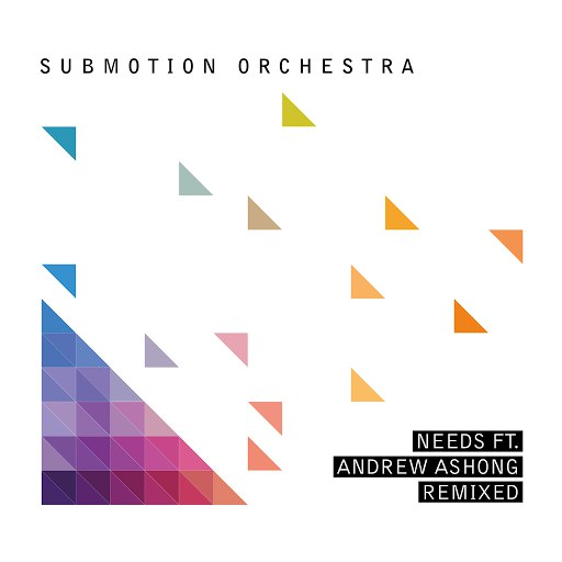 Submotion Orchestra альбом Needs Remixed