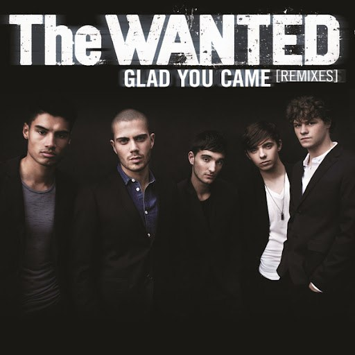 The Wanted альбом Glad You Came (Remixes)