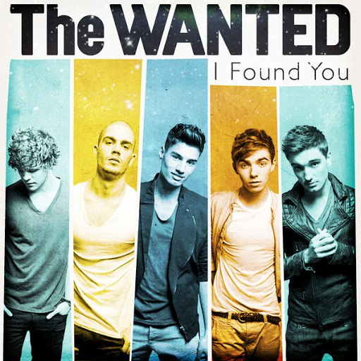 The Wanted альбом I Found You