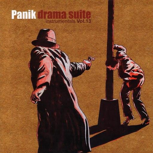 Panik альбом Drama Suite - Molemen Instrumentals Vol. 13