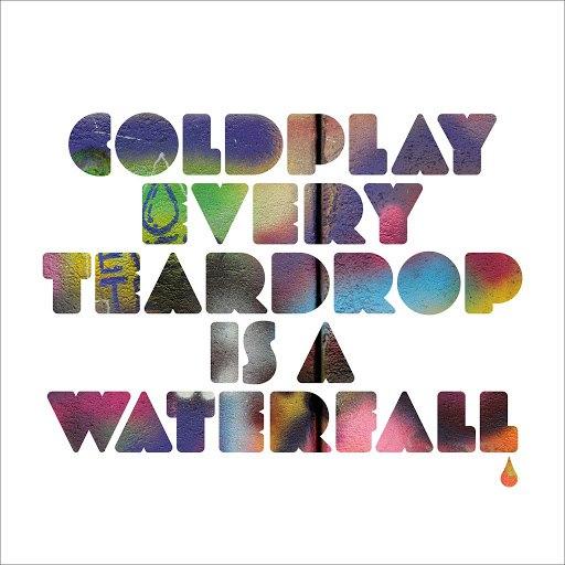 Coldplay альбом Every Teardrop Is A Waterfall