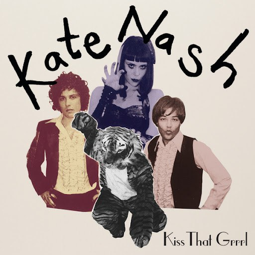 Kate Nash альбом Kiss That Grrrl