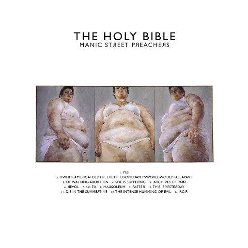 Manic Street Preachers альбом The Holy Bible 20 (Remastered)