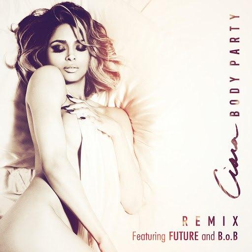 Ciara альбом Body Party (Remix)