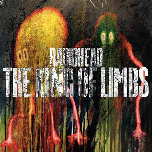 Radiohead альбом The King Of Limbs