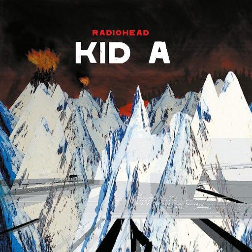 Radiohead альбом Kid A