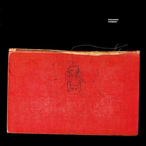 Radiohead альбом Amnesiac