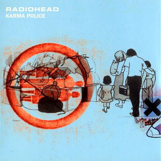 Radiohead альбом Karma Police
