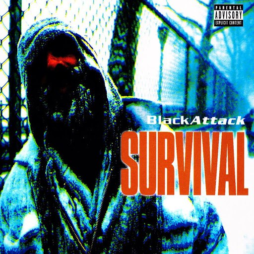 Black Attack альбом Survival